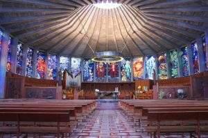iglesia de la mare de deu de la porciuncula arenal palma de mallorca