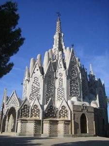 iglesia de la mare de deu de montserrat bellpuig