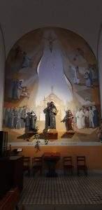 iglesia de la mare de deu de montserrat i sant antoni de padua granollers