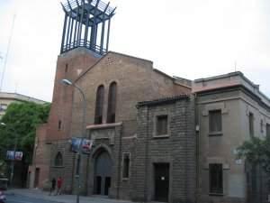 Iglesia de la Mare de Déu de Montserrat (Manresa)