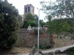 iglesia de la mare de deu de montserrat vilanova del valles