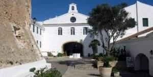 Iglesia de la Mare de Déu del Carme (Cala'n Bosch) (Ciutadella de Menorca)