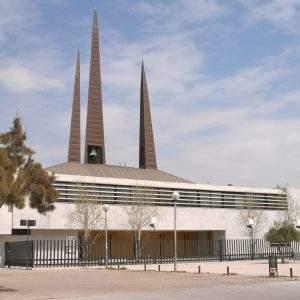 iglesia de la mare de deu del carme can bou castelldefels 1