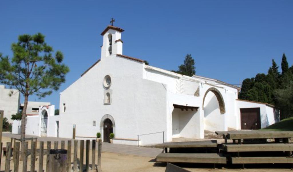 iglesia de la mare de deu del port llanca