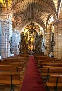 iglesia de la merced verin