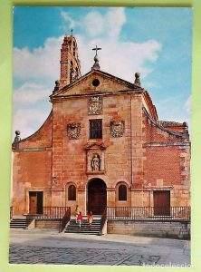 iglesia de la milagrosa alba de tormes 1