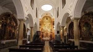 iglesia de la misericordia san juan de dios sevilla