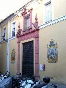 iglesia de la misericordia sevilla