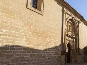 Iglesia de La Purísima Concepción (Padres Carmelitas) (Baeza)