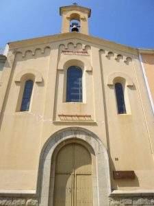 Iglesia de la Sagrada Família (Banyoles)