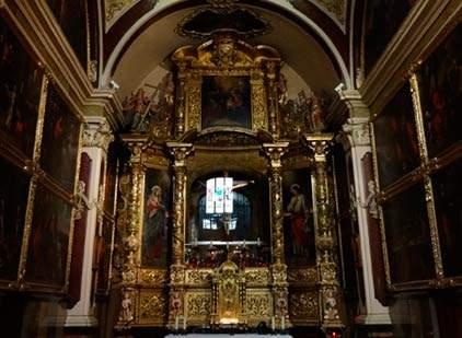 iglesia de la sang palma de mallorca