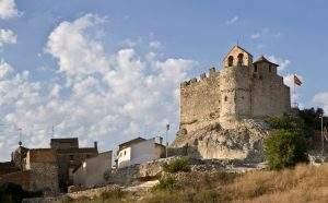 iglesia de la santa creu castell calafell