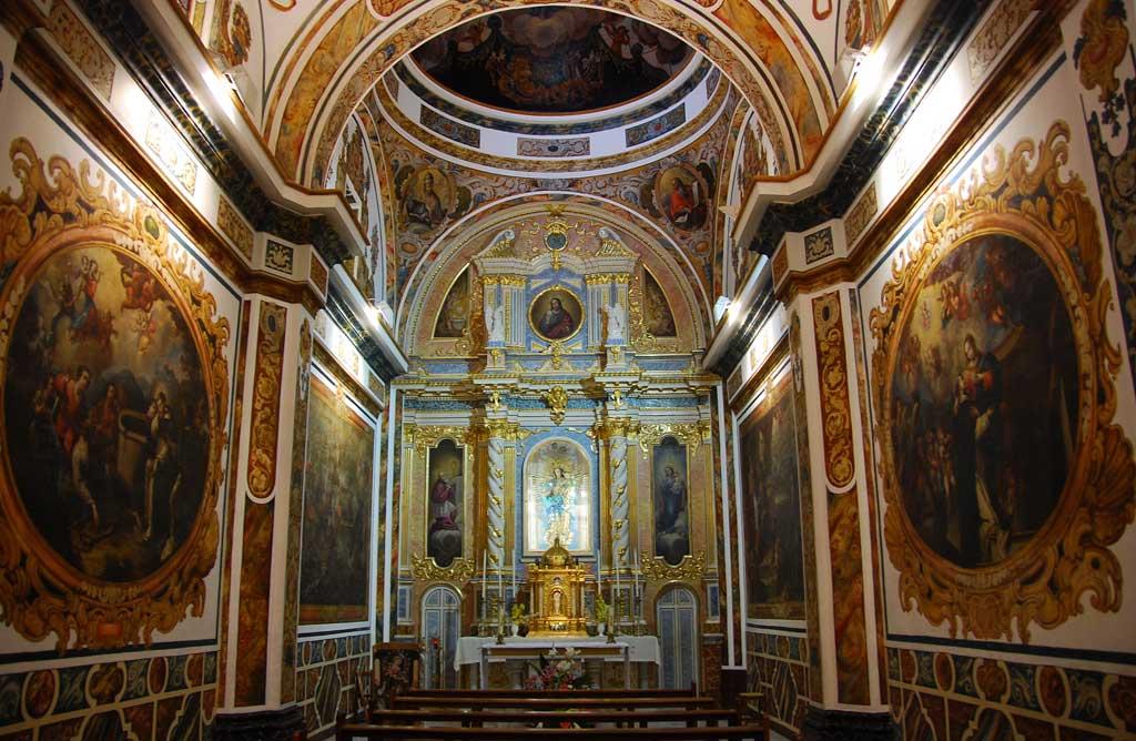 iglesia de la santa cruz bocairent