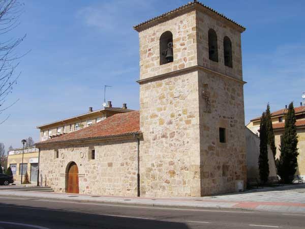 iglesia de la santisima trinidad del arrabal salamanca
