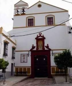 iglesia de la santisima trinidad la rambla