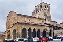 iglesia de la santisima trinidad segovia