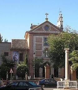 iglesia de la santisima trinidad trinitarios descalzos villanueva de los infantes