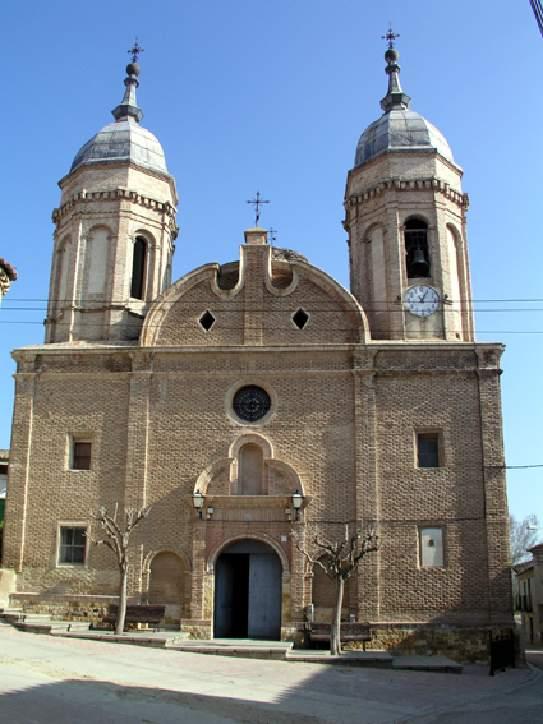 iglesia de la santisima trinidad zaragoza