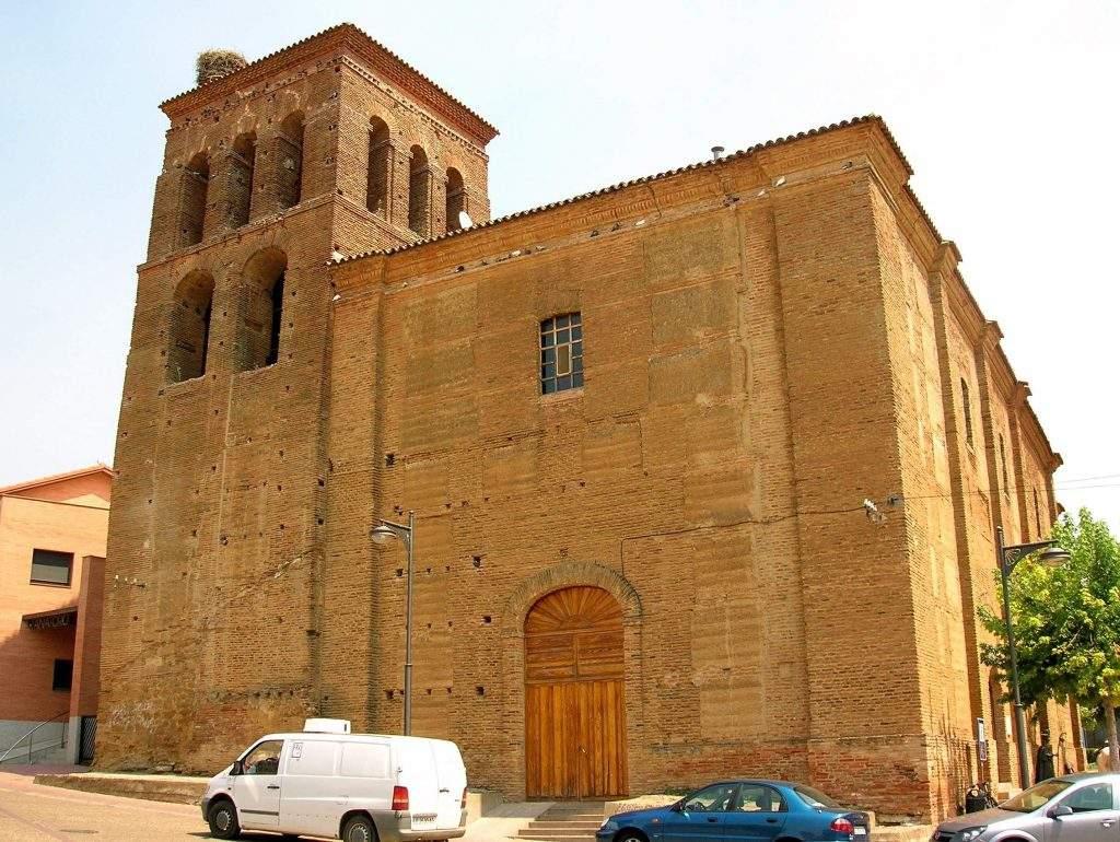 iglesia de la trinidad sahagun