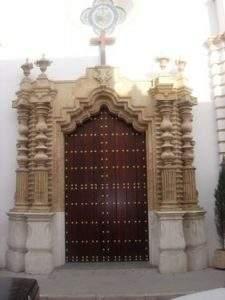 iglesia de la vera cruz arahal