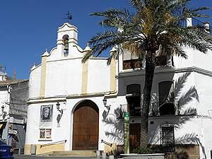iglesia de la veracruz alora 1