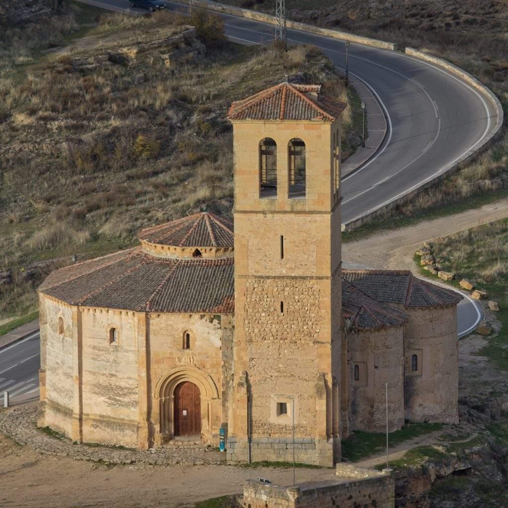 iglesia de la veracruz segovia