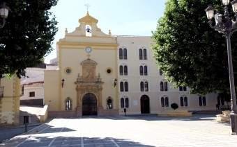 iglesia de la virgen de las angustias