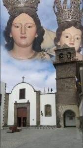 Iglesia de la Virgen del Carmen (La Santa) (Tinajo)