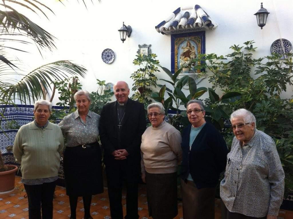 iglesia de las carmelitas de vedruna la palma del condado