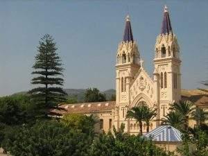 iglesia de las esclavas del sagrado corazon de jesus benirredra