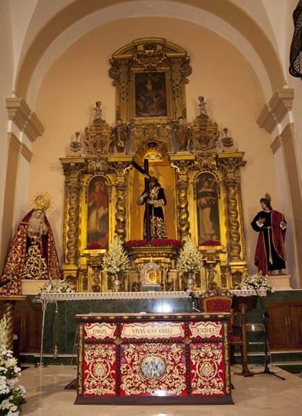 iglesia de las filipensas lucena