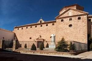 iglesia de las monjas clarisas villanueva de los infantes