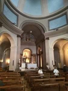 Iglesia de l'Immaculat Cor de Maria (Claretianos) (Sabadell)