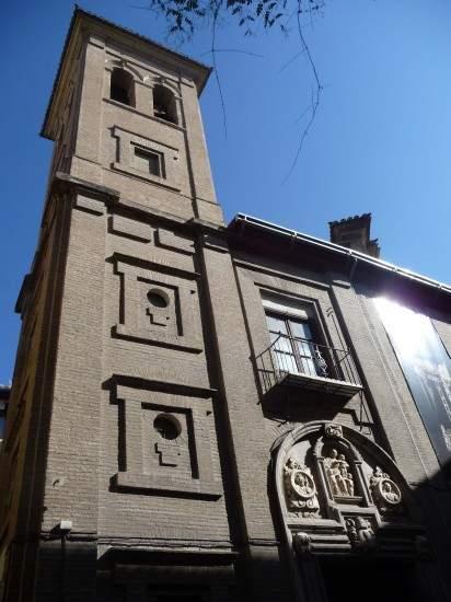iglesia de los hospitalicos o corpus christi granada