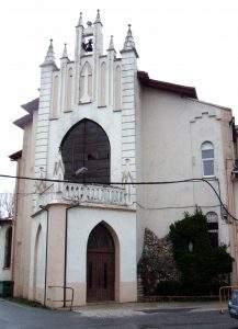 iglesia de los padres capuchinos altsasu