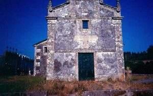 Iglesia de Mántaras (Mántaras)