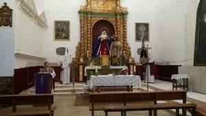 Iglesia de María Auxiliadora de Las Arenas (Puente Genil)