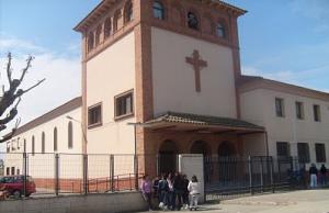Iglesia de María Auxiliadora (Salesianos) (Monzón)