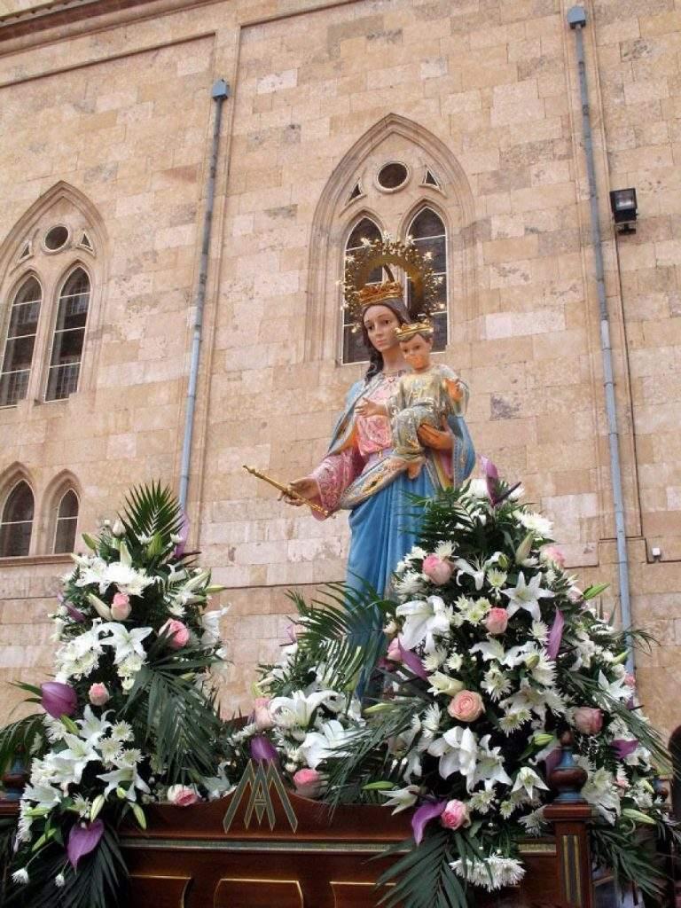 iglesia de maria auxiliadora salesianos ubeda