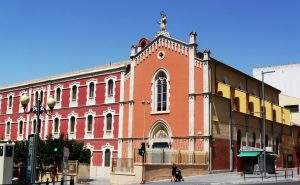 Iglesia de María Auxiliadora (Salesianos) (Villena)