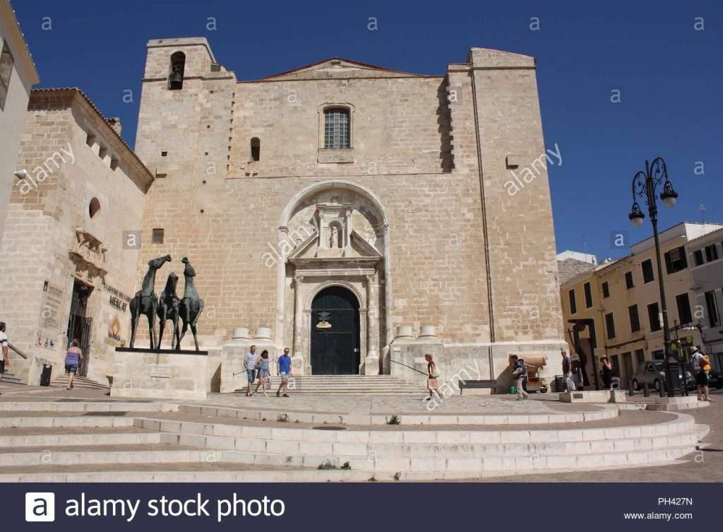 iglesia de nostra senyora de lassumpcio ciutadella de menorca