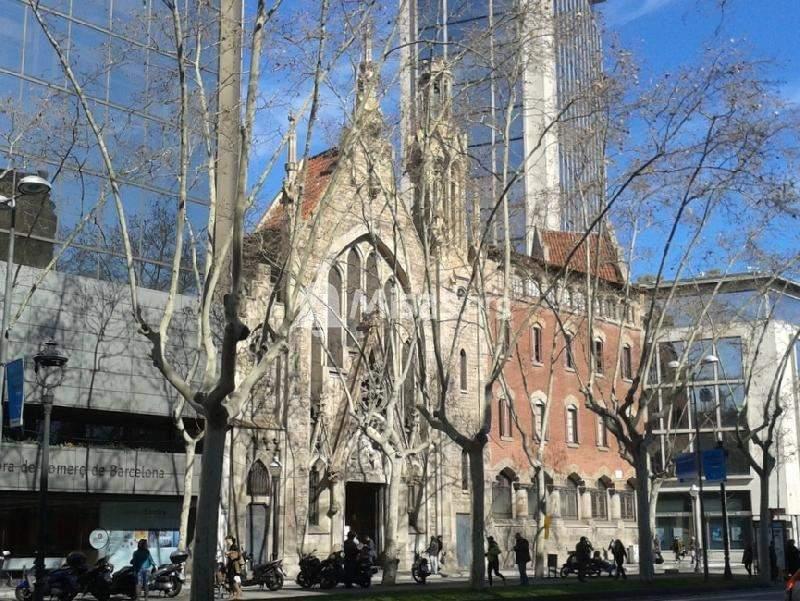 iglesia de nostra senyora de pompeia caputxins barcelona