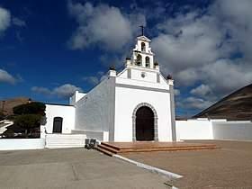 iglesia de nuestra senora de candelaria tias