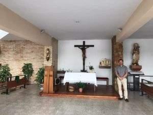 iglesia de nuestra senora de fatima capilla de la playa daimus