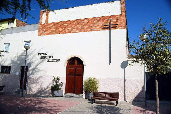 iglesia de nuestra senora de fatima igualada