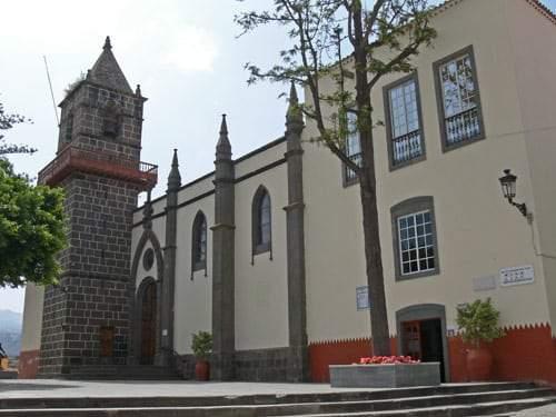 iglesia de nuestra senora de fatima santa brigida