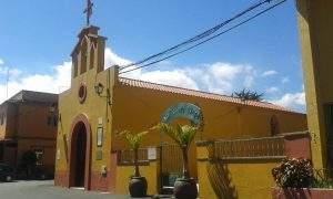Iglesia de Nuestra Señora de la Salud (Pino Santo Alto) (Santa Brígida)