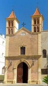 iglesia de nuestra senora de las angustias vera