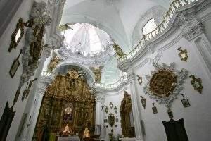 iglesia de nuestra senora de las mercedes priego de cordoba