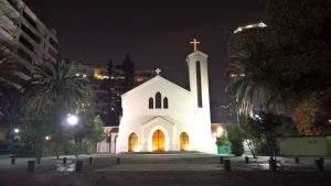 iglesia de nuestra senora de los angeles los narejos los alcazares